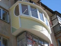 объединение комнаты и балкона в Новосибирске