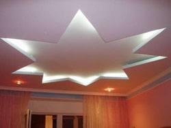 монтаж гипсокартоновые потолки г.Новосибирск
