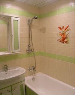 Ремонт ванной в Новосибирске
