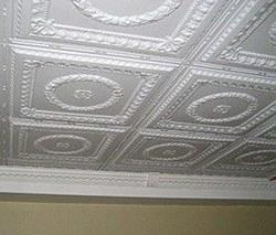 Потолочная плитка г.Новосибирск, плитка на потолок